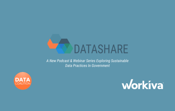 workiva datashare podcast banner