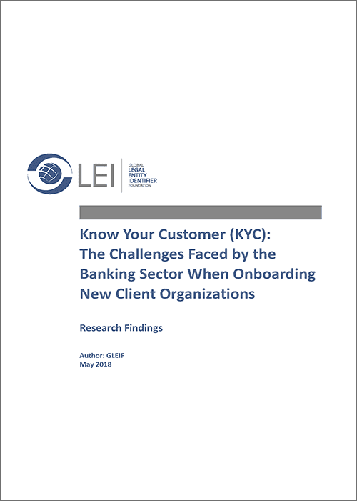 KYC white paper page 1